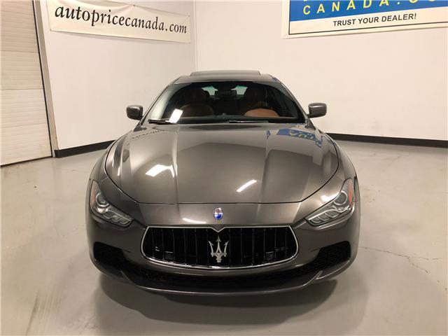 2016 Maserati Ghibli S Q4 (Stk: W0278) in Mississauga - Image 2 of 26