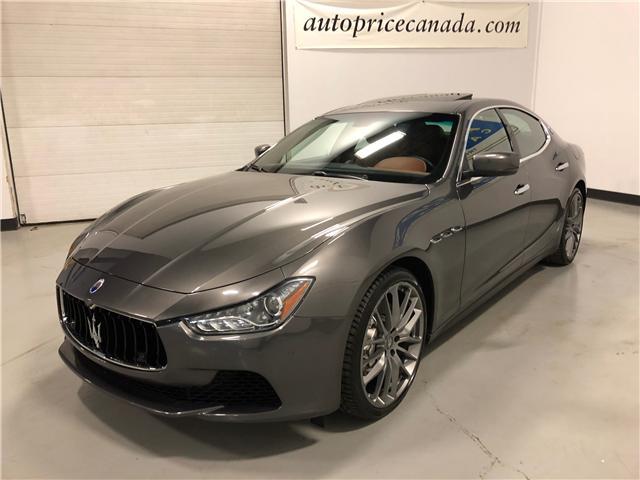 2016 Maserati Ghibli S Q4 (Stk: W0278) in Mississauga - Image 3 of 26
