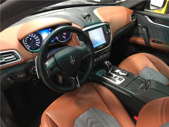 2016 Maserati Ghibli S Q4 (Stk: W0278) in Mississauga - Image 8 of 26