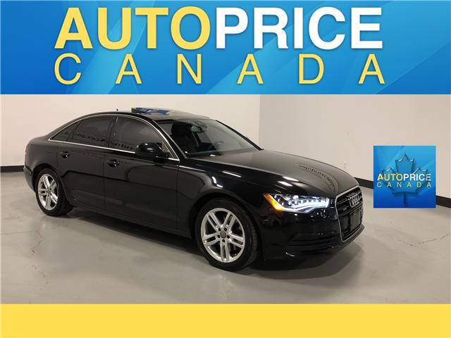 2014 Audi A6 2.0 Technik (Stk: W0289) in Mississauga - Image 1 of 27