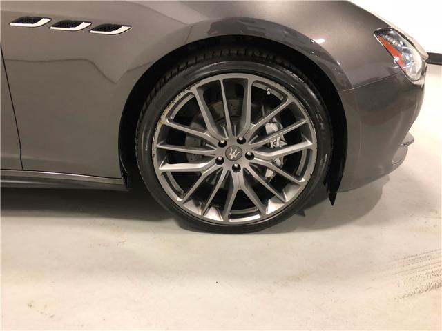 2016 Maserati Ghibli S Q4 (Stk: W0278) in Mississauga - Image 26 of 26