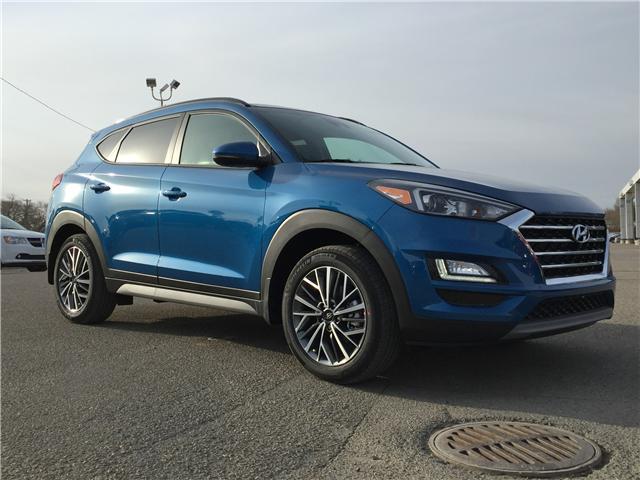 2019 Hyundai Tucson Luxury (Stk: 39209) in Saskatoon - Image 1 of 23