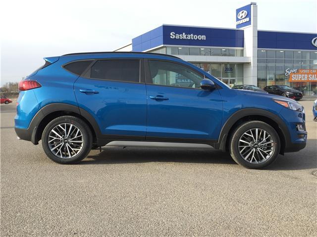 2019 Hyundai Tucson Luxury (Stk: 39209) in Saskatoon - Image 2 of 23