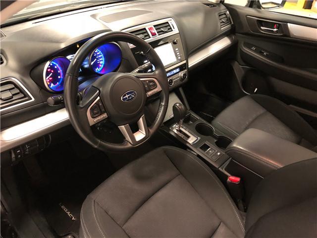 2017 Subaru Legacy 2.5i (Stk: F0316) in Mississauga - Image 9 of 25