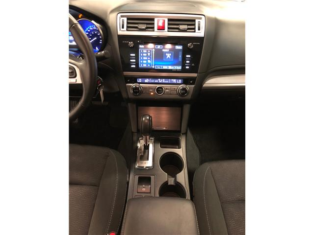2017 Subaru Legacy 2.5i (Stk: F0316) in Mississauga - Image 12 of 25