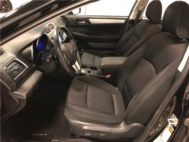 2017 Subaru Legacy 2.5i (Stk: F0316) in Mississauga - Image 19 of 25