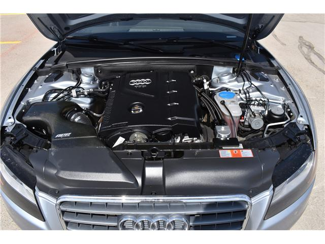2010 Audi A5 2.0T Premium (Stk: PP437) in Saskatoon - Image 20 of 23