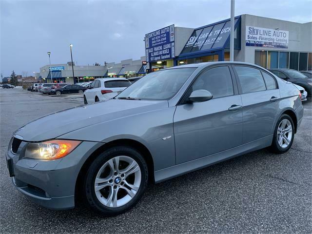 2008 BMW 328 xi (Stk: ) in Concord - Image 1 of 16