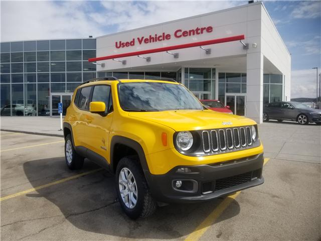 2016 Jeep Renegade North (Stk: 2180419A) in Calgary - Image 1 of 27