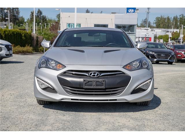 2015 Hyundai Genesis Coupe 3.8 Premium (Stk: JF285687A) in Abbotsford - Image 2 of 24