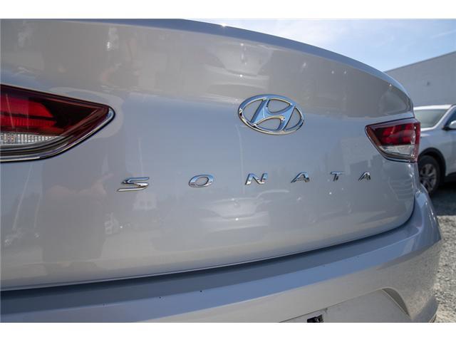 2018 Hyundai Sonata GL (Stk: AH8812) in Abbotsford - Image 10 of 29
