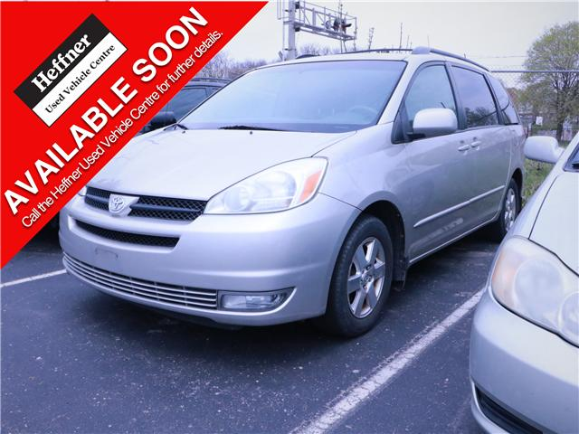 2004 Toyota Sienna LE 7 Passenger (Stk: 195383) in Kitchener - Image 1 of 1