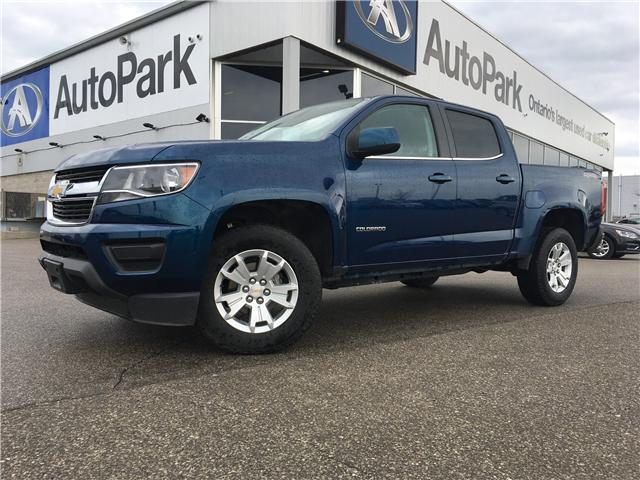 2019 Chevrolet Colorado LT (Stk: 19-17772RJB) in Barrie - Image 1 of 27
