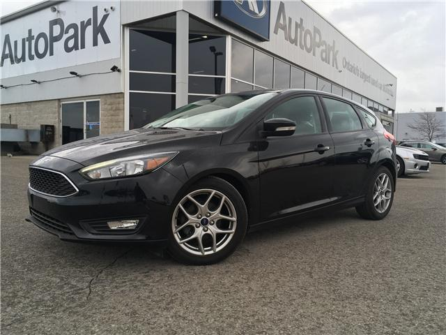2015 Ford Focus SE (Stk: 15-37280MB) in Barrie - Image 1 of 29