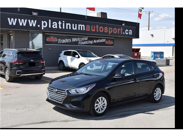 2018 Hyundai Accent GL (Stk: PP434) in Saskatoon - Image 1 of 21