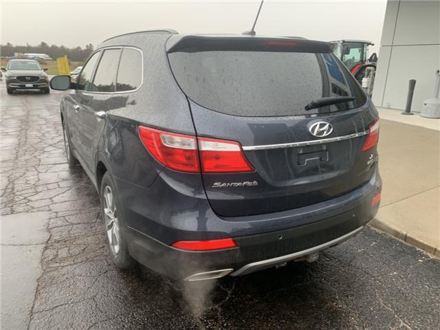 2016 Hyundai Santa Fe XL Luxury (Stk: 21766) in Pembroke - Image 3 of 11