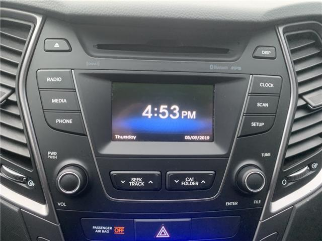 2016 Hyundai Santa Fe XL Luxury (Stk: 21766) in Pembroke - Image 7 of 11