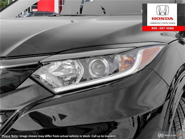 2019 Honda HR-V Sport (Stk: 19795) in Cambridge - Image 10 of 24