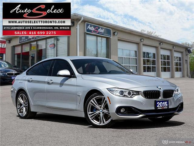 2015 BMW 428 Gran Coupe xDrive (Stk: 14GC2961) in Scarborough - Image 1 of 30