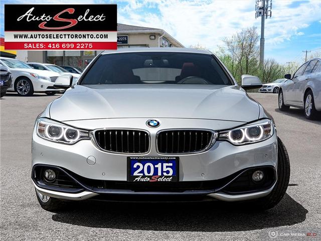 2015 BMW 428 Gran Coupe xDrive (Stk: 14GC2961) in Scarborough - Image 2 of 30