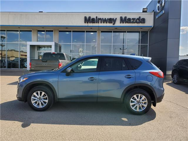 2015 Mazda CX-5 GS (Stk: P1554A) in Saskatoon - Image 1 of 25