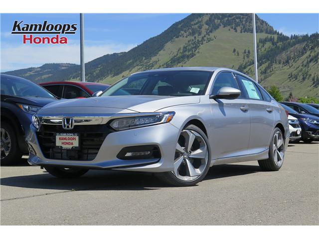 2019 Honda Accord Touring 1.5T (Stk: N14416) in Kamloops - Image 1 of 24