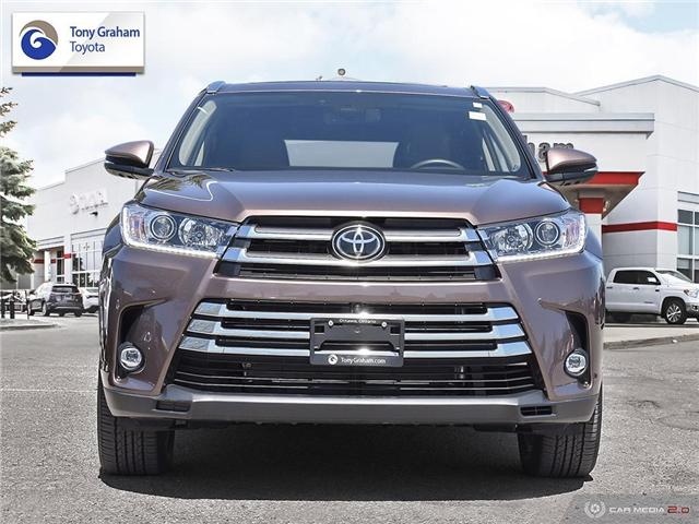 2019 Toyota Highlander Limited (Stk: U9106) in Ottawa - Image 2 of 30