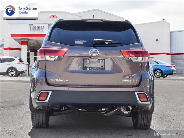 2019 Toyota Highlander Limited (Stk: U9106) in Ottawa - Image 5 of 30