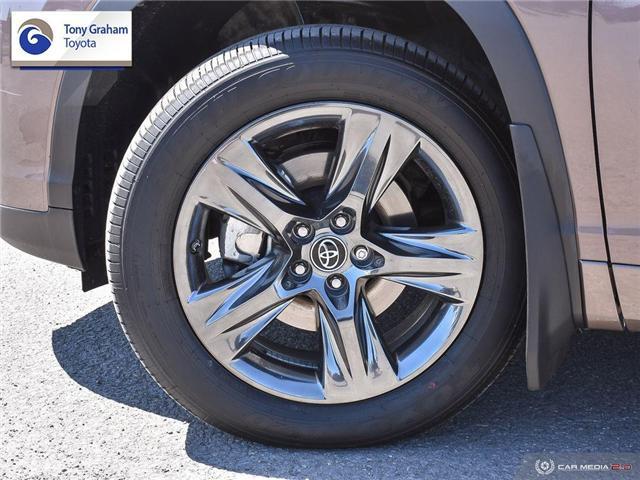 2019 Toyota Highlander Limited (Stk: U9106) in Ottawa - Image 6 of 30