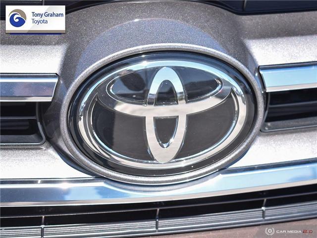 2019 Toyota Highlander Limited (Stk: U9106) in Ottawa - Image 9 of 30