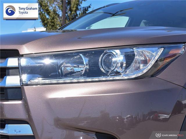 2019 Toyota Highlander Limited (Stk: U9106) in Ottawa - Image 10 of 30