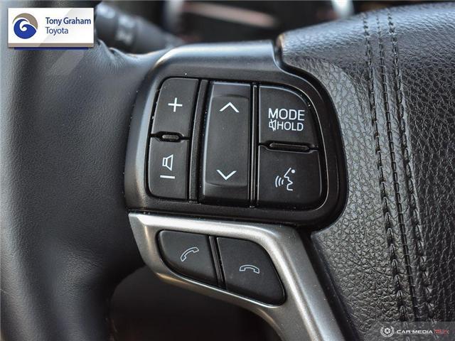 2019 Toyota Highlander Limited (Stk: U9106) in Ottawa - Image 17 of 30