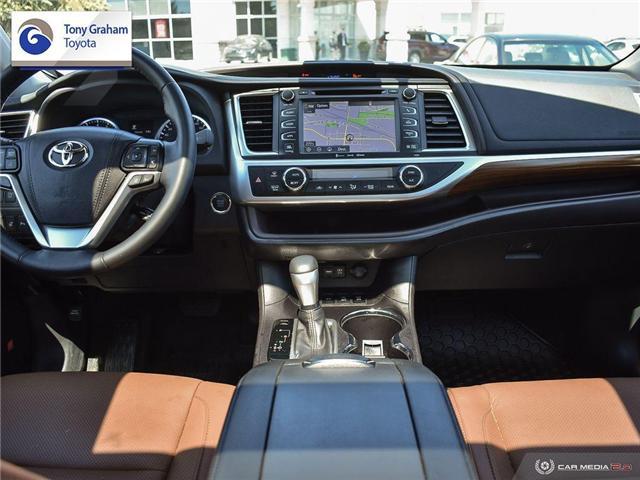2019 Toyota Highlander Limited (Stk: U9106) in Ottawa - Image 27 of 30