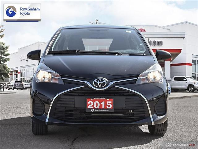 2015 Toyota Yaris LE (Stk: E7811) in Ottawa - Image 2 of 26