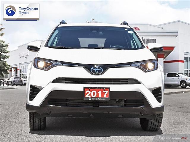 2017 Toyota RAV4 LE (Stk: E7805) in Ottawa - Image 2 of 29
