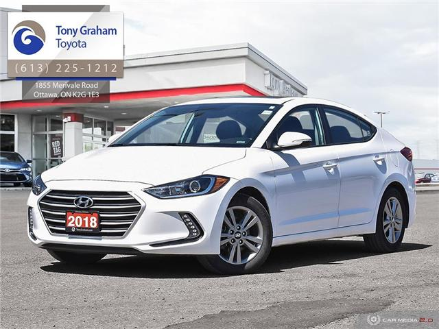 2018 Hyundai Elantra GL SE (Stk: U9105) in Ottawa - Image 1 of 29