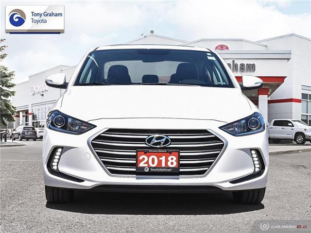 2018 Hyundai Elantra GL SE (Stk: U9105) in Ottawa - Image 2 of 29