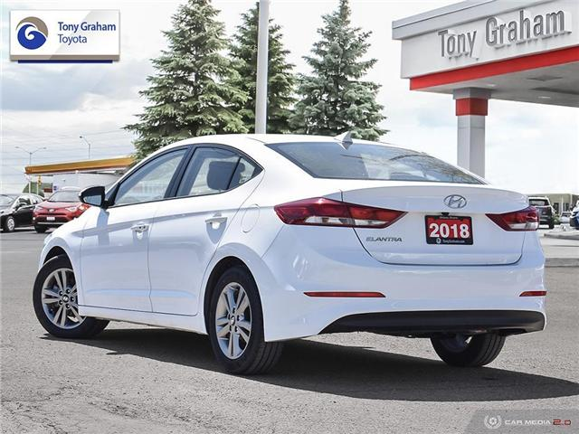 2018 Hyundai Elantra GL SE (Stk: U9105) in Ottawa - Image 4 of 29