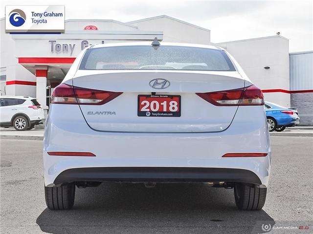 2018 Hyundai Elantra GL SE (Stk: U9105) in Ottawa - Image 5 of 29