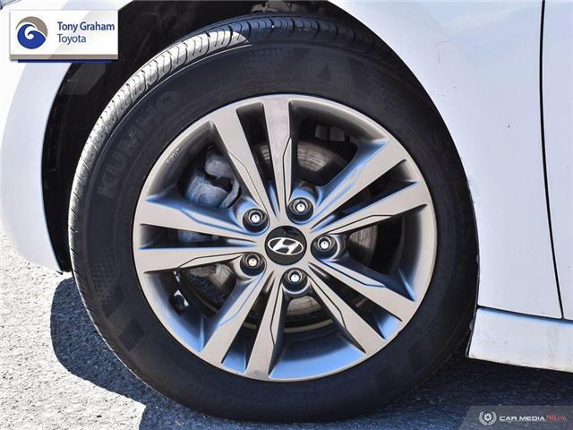 2018 Hyundai Elantra GL SE (Stk: U9105) in Ottawa - Image 6 of 29