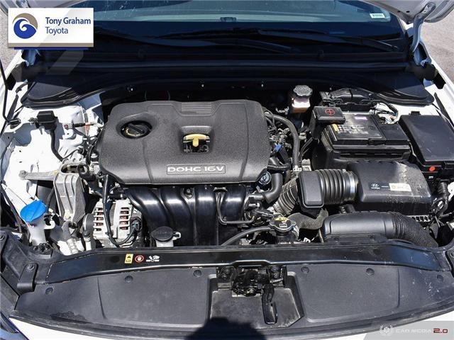 2018 Hyundai Elantra GL SE (Stk: U9105) in Ottawa - Image 8 of 29
