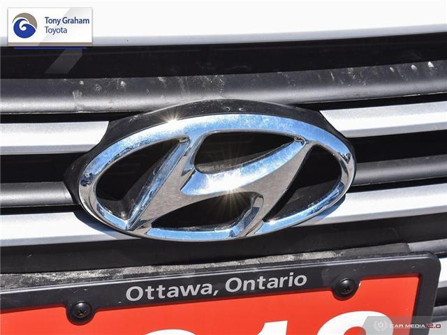 2018 Hyundai Elantra GL SE (Stk: U9105) in Ottawa - Image 9 of 29
