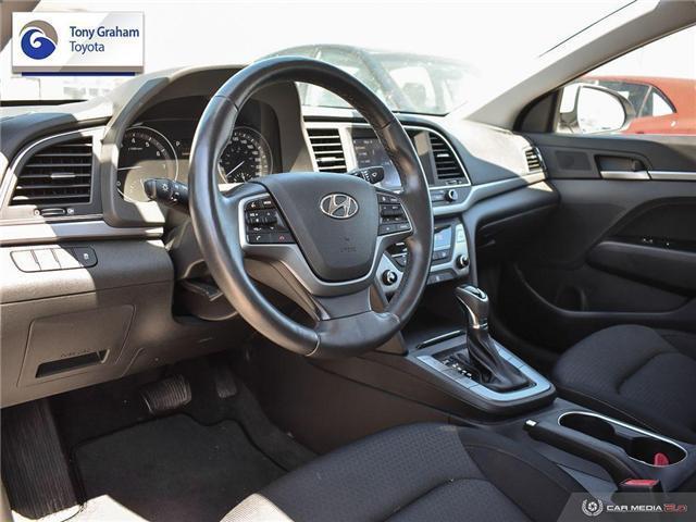 2018 Hyundai Elantra GL SE (Stk: U9105) in Ottawa - Image 13 of 29