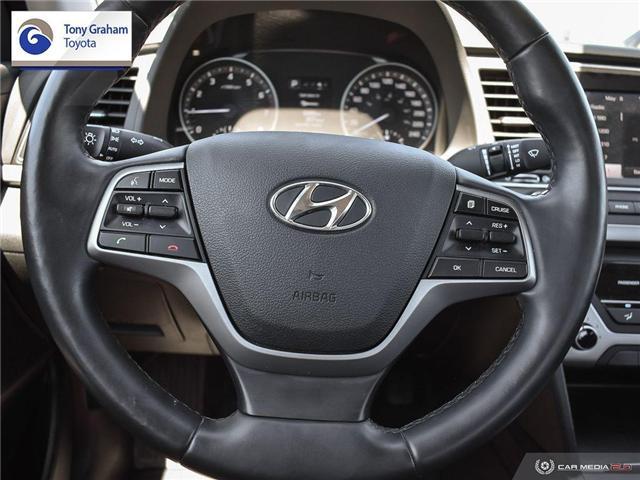 2018 Hyundai Elantra GL SE (Stk: U9105) in Ottawa - Image 14 of 29
