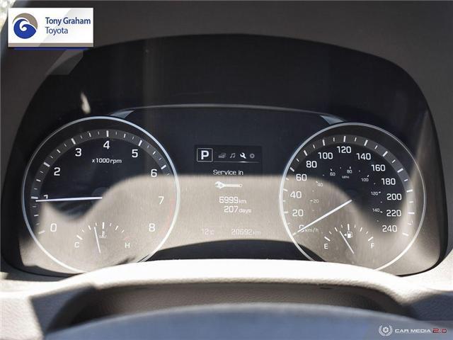 2018 Hyundai Elantra GL SE (Stk: U9105) in Ottawa - Image 15 of 29