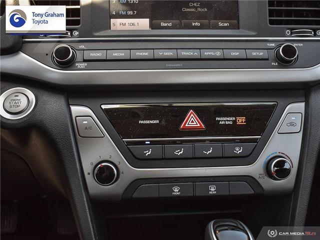 2018 Hyundai Elantra GL SE (Stk: U9105) in Ottawa - Image 20 of 29