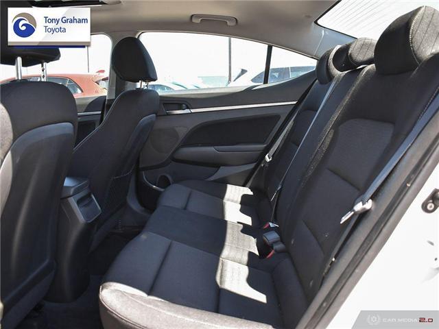 2018 Hyundai Elantra GL SE (Stk: U9105) in Ottawa - Image 25 of 29