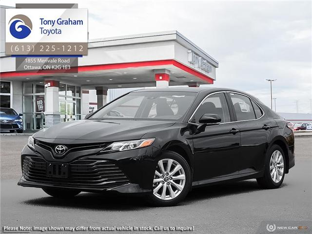 2019 Toyota Camry LE (Stk: 58219) in Ottawa - Image 1 of 22