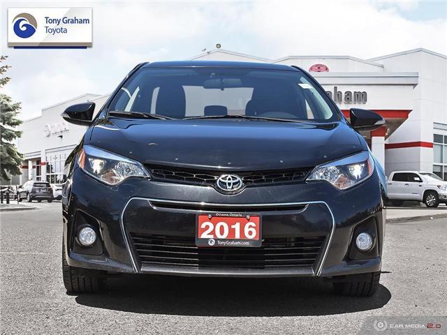 2016 Toyota Corolla S (Stk: U9094) in Ottawa - Image 2 of 26