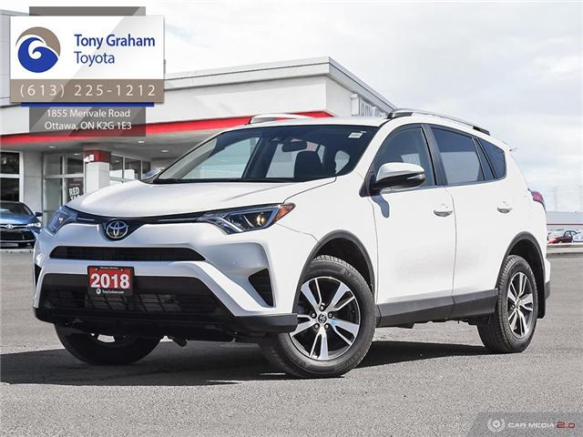 2018 Toyota RAV4 LE (Stk: U9104) in Ottawa - Image 1 of 27